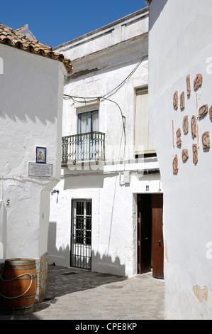 Tarifa, Cadiz Province, Costa de la Luz, Andalusia, Spain - Stock Photo