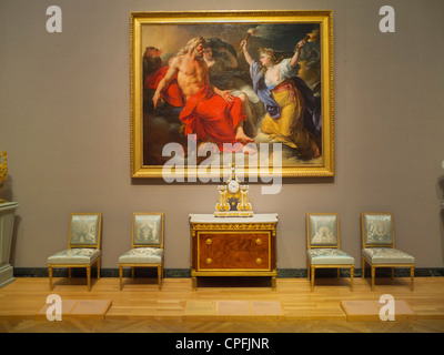 Museum of Fine Arts in Boston MA - Stock Photo