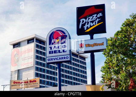 San Juan Earnings From Fast Food Resturants