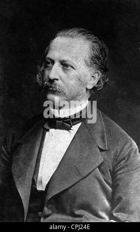 Theodor Fontane - Stock Photo
