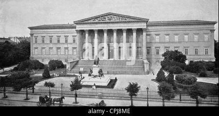 National Museum in Budapest - Stock Photo