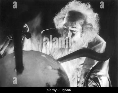 Gosta Ekman in 'Faust', 1926 - Stock Photo