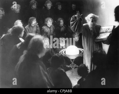Gosta Ekman in 'Faust', 1926 - Stock Photo