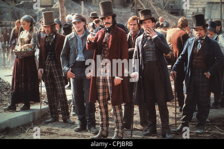 Gangs of New York - Stock Photo