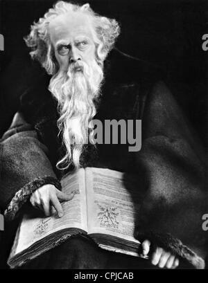 Goesta Ekman in 'Faust', 1926 - Stock Photo