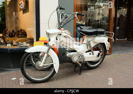 Puch Moped Stock Photo: 63301173 - Alamy