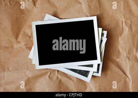 Photo border - Stock Photo