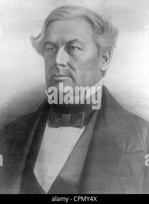 Millard Fillmore - Stock Photo