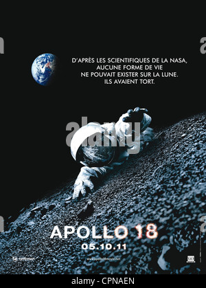 Apollo 18 - Stock Photo