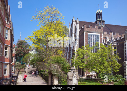 City of London, Middle Temple May 2012 - Stock Photo