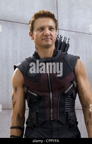 The Avengers - Stock Photo
