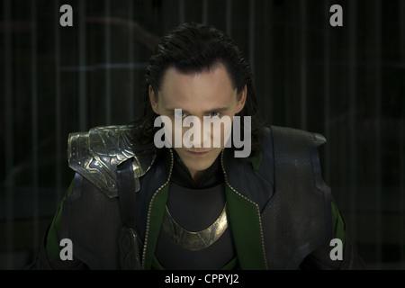The Avengers - Stock Photo