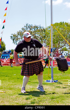 Scottish Festival 2012 - Stock Photo