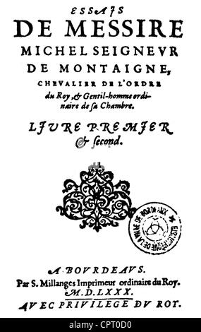 Montaigne, philosopher of life, part 7: What can we learn from Montaigne?