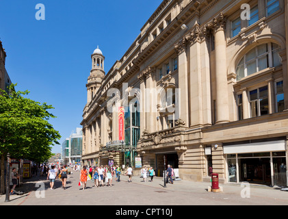The Royal Exchange Theatre St Anns Square Manchester city centre Greater Manchester England UK GB EU Europe - Stock Photo