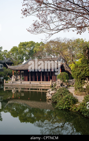 Tuisi garden built in 1885, is one of the world cultural heritage. - Stock Photo