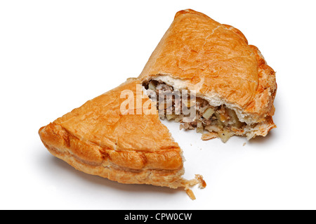 Cornish Pasty - Stock Photo