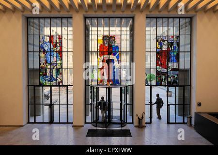 Switzerland, Basel, Museum of Fine Arts Kunstmuseum, - Stock Photo