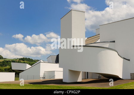 vitra design museum architect frank owen gehry weil am rhein stock photo royalty free image. Black Bedroom Furniture Sets. Home Design Ideas