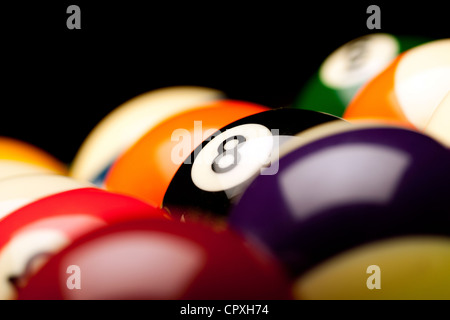 Billard game! - Stock Photo