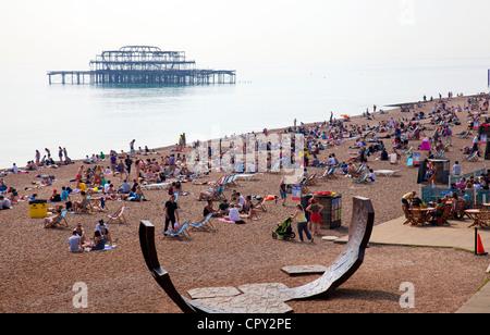 Brighton Beach - UK