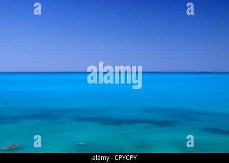 The famous Shipwreck beach in Zakynthos (Greece) - Stock Photo
