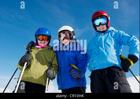 80c889b1fe1b Child wearing ski gear Stock Photo  280367751 - Alamy