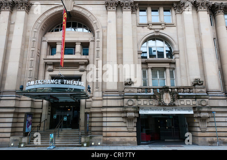 Manchester Royal Exchange Theatre. - Stock Photo