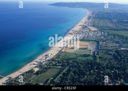 France, Var, Presqu'ile de Saint Tropez, Cap Camarat, Cap ...