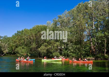 Canoe luberon