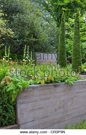 The APCO Garden (Artisan Garden) By Willmott Whyte A RHS Chelsea Flower  Show 2012