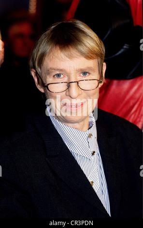 Hildebrandt, Regine, 26.4.1941 - 26.11.2001, German politician (SPD), labour minister (1990), portrait, 1999, Additional - Stock Photo