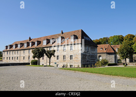 Fort Griffon, fortifications of Vauban, UNESCO World Heritage Site, Besancon, department of Doubs, Franche-Comte, - Stock Photo