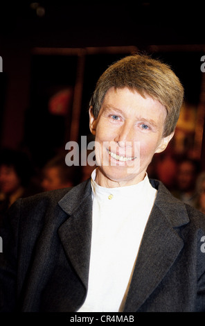 Hildebrandt, Regine, 26.4.1941 - 26.11.2001, German politician (SPD), labour minister (1990), portrait, 2001, Additional - Stock Photo