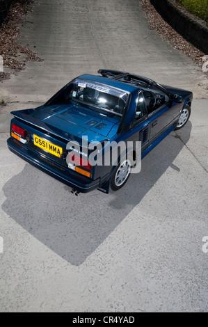 ... Toyota MR2 Mk1 80s Wedge Mid Engine Sports Car   Mid Enigne Rear Wheel  Drive 2