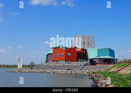 Theatre in Hoorn, North Holland, Holland, Netherlands, Europe - Stock Photo