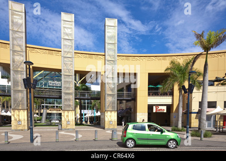 South Africa, Kwazulu Natal Province, Durban, Gateway Commercial Center - Stock Photo