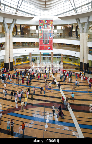 South Africa, Gauteng Province, Johannesburg, International O.R. Tambo airport, arrival hall