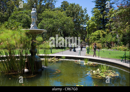 South Africa, Western Cape, Cape Town, the Company's Garden - Stock Photo