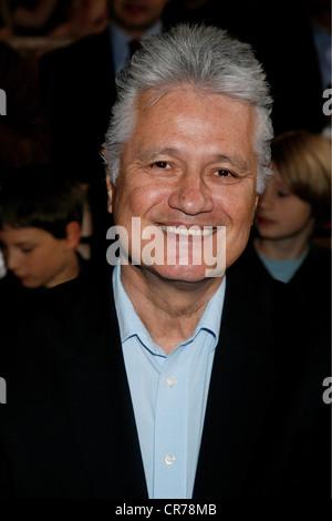 Knopp, Guido, * 29.1.1948, German journalist, author, historian, portrait, during the History Award 2010, Hamburg, - Stock Photo