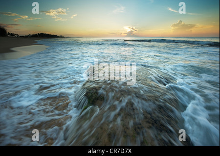 Tangalle beach, Sri lanka - Stock Photo