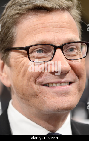 Westerwelle, Guido, 27.12.1961 - 18.3.2016, German politician,  (FDP), Federal Minister of Foreign Affairs since - Stock Photo