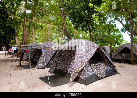 Thailand, Krabi province, National Marine Park of Similan islands, island No. 8 - Stock Photo