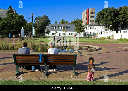 South Africa, Western Cape, Cape Town, Company's Garden - Stock Photo