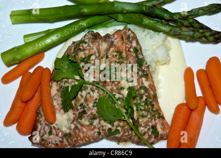 how to cook boneless salmon fillet