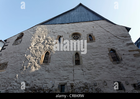 Old Synagogue, Erfurt, Thuringia, Germany, Europe - Stock Photo