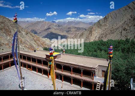 Hemis Monastery, Ladakh, Indian Himalayas, Jammu and Kashmir, northern India, India, Asia - Stock Photo