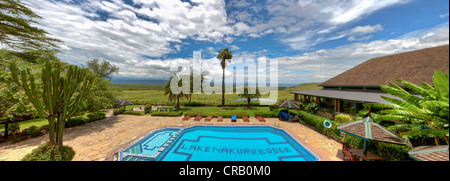 Lake Nakuru Lodge Lake Nakuru National Park Kenya East Africa Stock Photo Royalty Free Image
