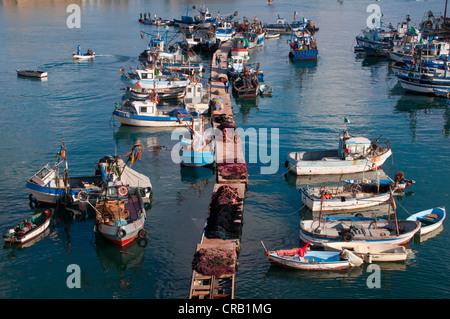Port of Algiers, Algeria, Africa - Stock Photo