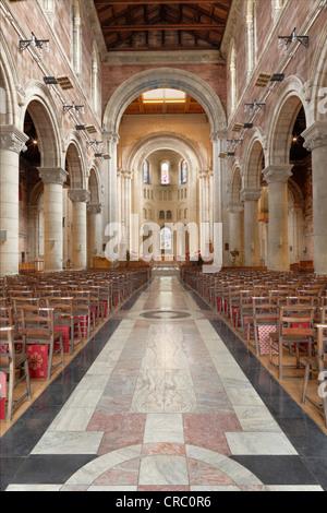 St. Anne's Cathedral, Belfast, Northern Ireland, Ireland, Great Britain, Europe - Stock Photo